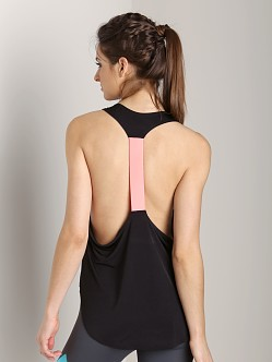 Onzie Elastic Tank Black/Sunset