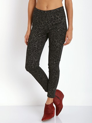 Free People Leopard Pant