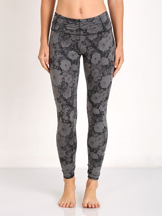 Strut This The Hudson Long Grey Floral
