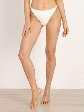 Solid & Striped x RE/DONE The Hollywood Bikini Bottom Cream