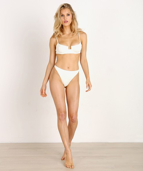 c1fe2fce89add Solid   Striped x RE DONE The Hollywood Bikini Bottom Cream WS-2050-1022 - Free  Shipping at Largo Drive. M 5bffff8dde6f62a41737d58c