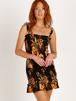Faithfull the Brand Del Mar Dress Caribbean Print