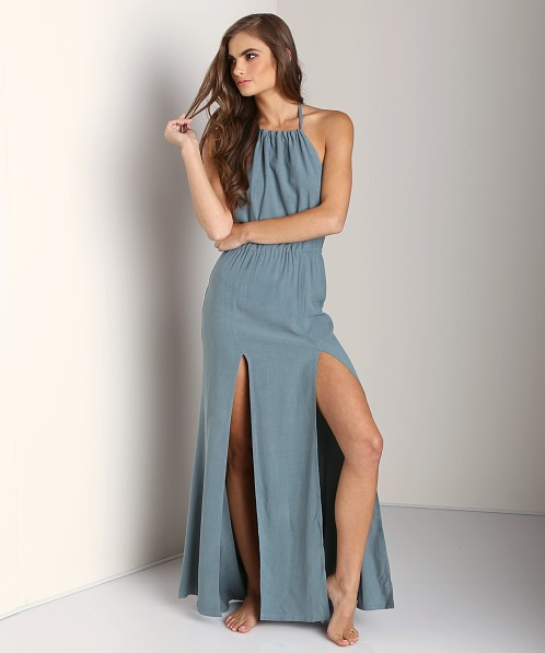 Stone Cold Fox Onyx Gown Sea Green