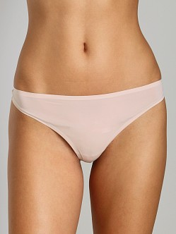 Stella McCartney Mesh Thong Blush Pink