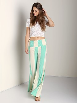 Show Me Your Mumu Roberts Party Pants Beach Club