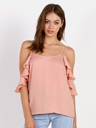 L'Academie The Shoulder Cami Nude