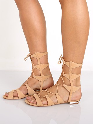 Schutz Erlina Sandal Light Wood