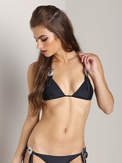 Beach Riot Mudusa Top El Dorado Black