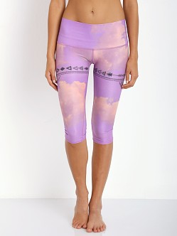 Teeki Purple Haze Capri