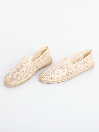 Soludos Original Espadrille Chantilly Lace Blush
