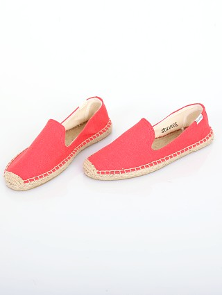 Soludos Smoking Slipper Coral