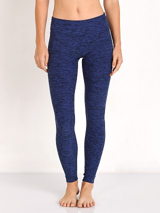 Beyond Yoga Spacedye Essential Long Legging Black/Cobalt
