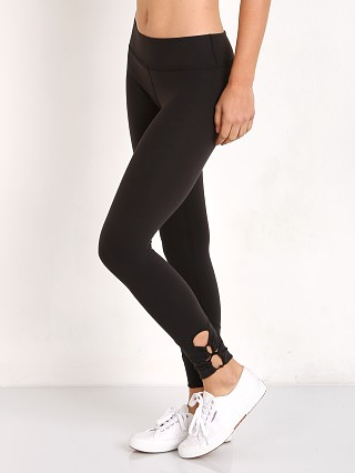 Beyond Yoga Infinity Looped 7/8 Legging Black