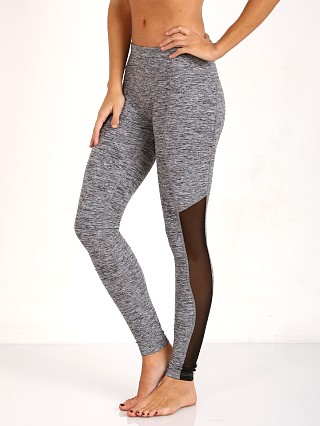 Beyond Yoga Spacedye Pocket & Mesh Long Legging Black/White