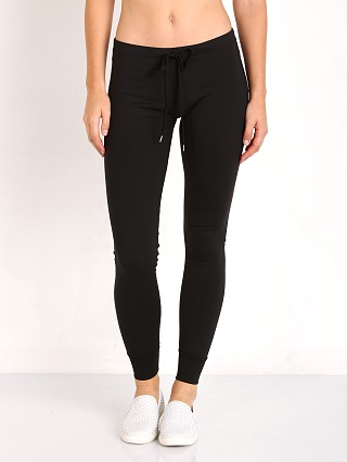 Indah Snickers Solid Drawstring Pant Tech Black