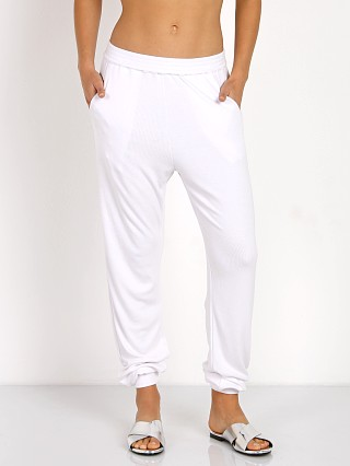 Complete the look: Indah Cognac Track Pant White