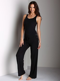 Calvin Klein Essentials Tank With Shelf Bra Black