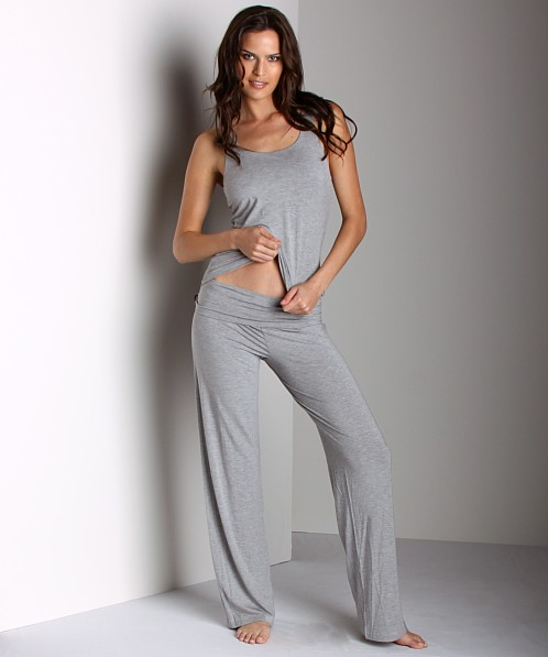 Calvin Klein Essentials Pull on Pant Grey
