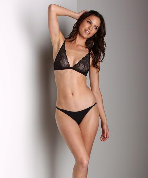 122a20935a0dc Calvin Klein Envy Bikini Black F3138 - Free Shipping at Largo Drive