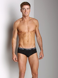 Calvin Klein One Cotton Stretch Brief Black