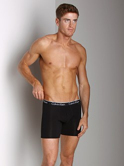 Calvin Klein One Cotton Stretch Boxer Brief Black