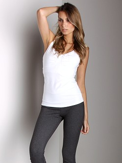 Beyond Yoga Tear Drop Cami White