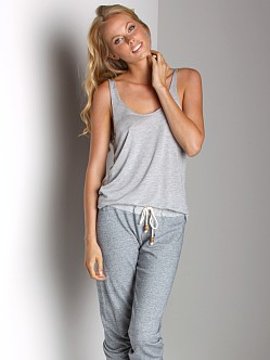 Dollimou Desert Trail Tank Heather Grey