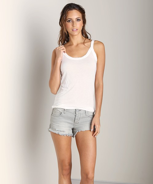 Splendid Lounge Tank White