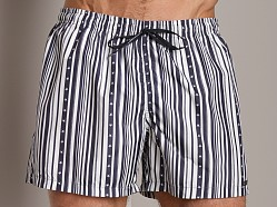 GrigioPerla Madagascar Yachting Long Shorts Blue