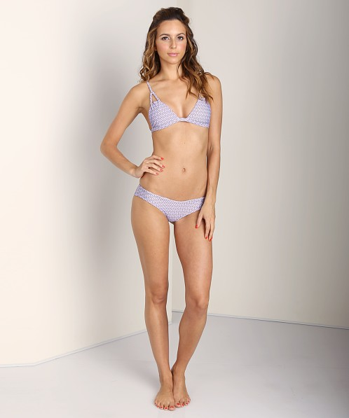 Tori Praver Boardwalk Bikini Bottom Venice Lavender