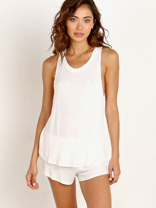 Complete the look: Eberjey Elon Muscle Tank Ivory