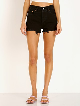 Levi's 501 High Rise Short Darkest Hour