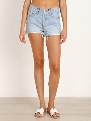 Levi's 501 High Rise Short Guiding Light