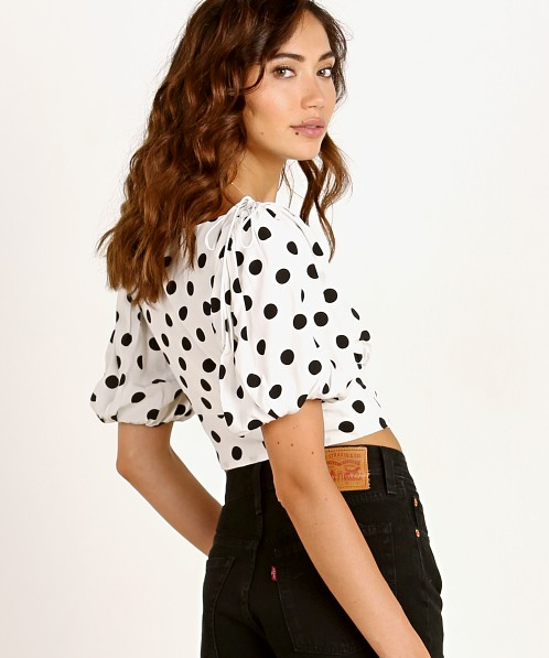 For Love & Lemons Lexington Top Dot
