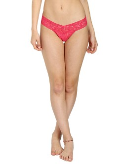Hanky Panky Low Rise Thong Passion Fruit
