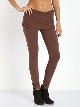 Nightcap Foldover Tights Sienna