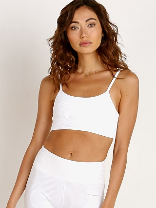 Complete the look: Year of Ours Ribbed Bralette White