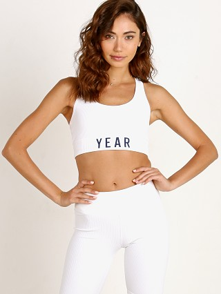 You may also like: Year of Ours YEAR Rib Bra White