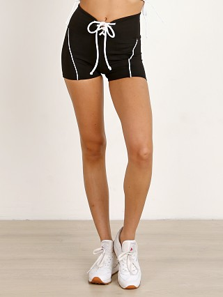 Complete the look: Year of Ours Football Short Black White