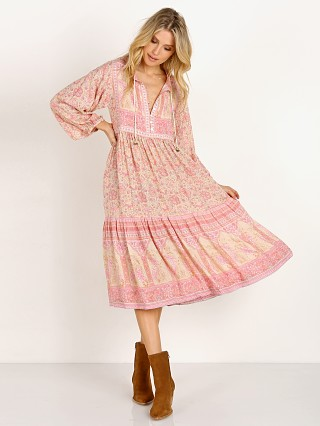 Spell & The Gypsy Poinciana Gown Pink