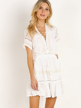 Spell & The Gypsy Hanging Rock Lace Playdress White