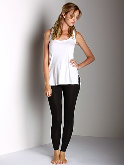 Fresh Laundry Cropped Legging Black