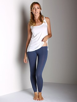Fresh Laundry Cropped Legging Navy