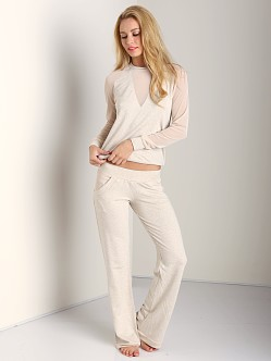 Beach Bunny Love Haus Dreamy Lounge Pant Oatmeal
