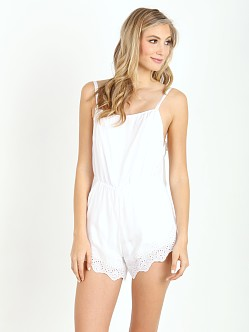 Winston White Jenna Jumper White