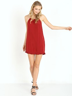 Winston White Pica Dress Ruby