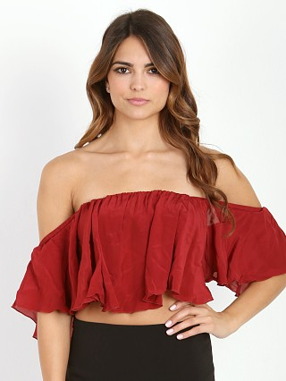 Winston White Viva Blouse Ruby