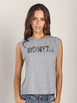 A Fine Line Abby Tank Bonita Heather Grey