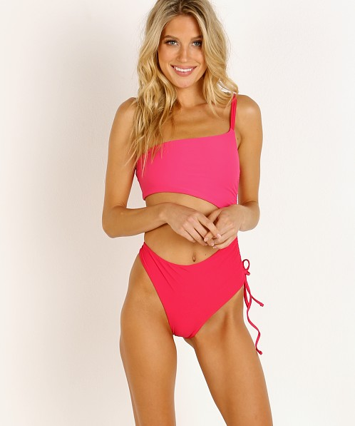 KYA Swim Reversible It Girl One Piece Rouge/Hot Pink