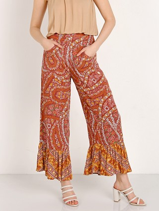 Spell & The Gypsy City Lights Pants Auburn